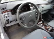 1999 Mercedes-Benz E-Class for Sale