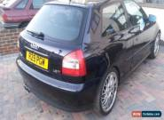 Audi A3 1.8T Sport 20v Turbo Stage 1 Remap chipped tuned 200 Bhp see description for Sale