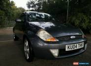 Ford SportKA with 1 years MOT, Low mileage and great condition for Sale