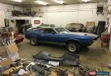 Classic 1972 Ford Mustang for Sale
