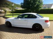2009 BMW 120D 2.0 Diesel M Sport Coupe White MSport for Sale