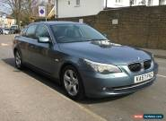 2008 BMW 525d SE Automatic LCI FSH Facelift Low Mileage for Sale