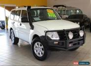 2013 Mitsubishi Pajero NW MY13 GLX White Automatic A Wagon for Sale