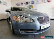 JAGUAR XF 2.7 LUXURY V6 2008 Diesel Automatic in Blue for Sale