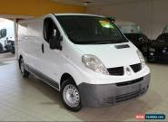 2011 Renault Trafic 1.9 DCI VAN White Automatic A Van for Sale