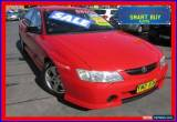 Classic 2003 Holden Commodore VY S Red Automatic 4sp A Sedan for Sale