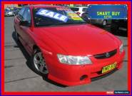 2003 Holden Commodore VY S Red Automatic 4sp A Sedan for Sale