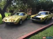 1970 Chevrolet Corvette LT1 Convertible 4 speed for Sale