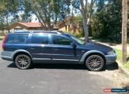 Volvo V70 XC 2001 T5 Auto 2.4L  AWD 4x4 Turbo MPFI - 7 Seater for Sale