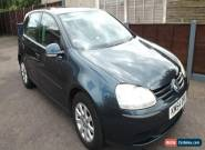 2004 VOLKSWAGEN GOLF 1.9 TDI SE BLUE 5DR HATCHBACK for Sale