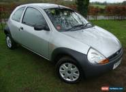 Ford Ka 1.3 2006 Silver 3 door LOW MILEAGE for Sale
