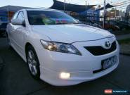 2008 Toyota Camry ACV40R 07 Upgrade Sportivo White Automatic 5sp A Sedan for Sale