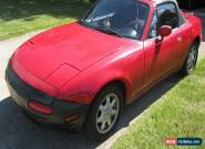 1990 Mazda Miata for Sale