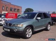 2002 BMW X5 2.9 d 5dr for Sale