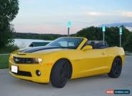 2012 Chevrolet Camaro for Sale