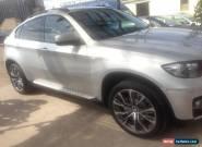BMW X6 XDRIVE30D 5DR AUTO PROFESSIONAL SAT NAV for Sale