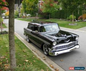 Classic 1956 Chevrolet Nomad for Sale