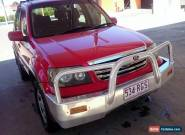 Ford Escape XLS (2007) 4D Wagon Automatic (2.3L - Multi Point F/INJ) 5 Seats for Sale