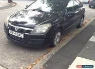 Vauxhall astra 1.8 Life - Auto - spares repairs - runs - drives - project - MOT for Sale