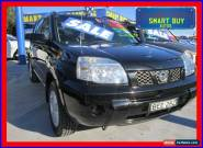 2006 Nissan X-Trail T30 ST (4x4) Black Manual 5sp M Wagon for Sale