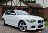 Classic 2012 BMW 1 Series 2.0 118d M Sport Sports Hatch 5dr for Sale