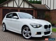 2012 BMW 1 Series 2.0 118d M Sport Sports Hatch 5dr for Sale