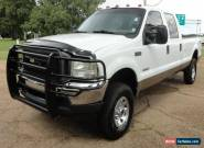 2004 Ford F-350 FX4 4X4 OFF ROAD POWERSTROKE DIESEL SRW CREW CAB for Sale