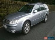 Ford Mondeo Estate 2006 TDCI Zetec for Sale