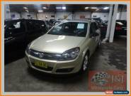 2005 Holden Astra AH CD Gold Automatic 4sp A Hatchback for Sale
