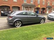2005 Vauxhall Astra 1.9 CDTi 16v SRi Sport 3dr 150BHP - Cruise Control Sport  for Sale
