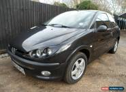 2004 Peugeot 206 2.0HDi 90 S 3 Door Diesel for Sale