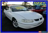 Classic 2000 Holden Commodore Vtii Executive White Automatic 4sp A Sedan for Sale