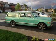 1969 Chevrolet Suburban for Sale