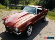 1971 Chevrolet Camaro Z28 Clone for Sale