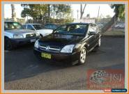 2005 Holden Vectra ZC MY05 Upgrade CD Black Automatic 5sp A Sedan for Sale