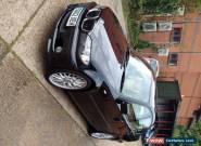 2002 BMW 325I SPORT AUTO BLACK M-SPORT for Sale