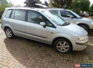 2000 MAZDA PREMACY GSI AUTO SILVER, Genuine 46000 miles, Automatic,12 mths MOT for Sale