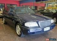 1997 Mercedes-Benz C200 W202 T Classic Blue Automatic 5sp A Wagon for Sale