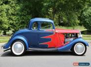 1934 Ford Other 5-WINDOW COUPE for Sale