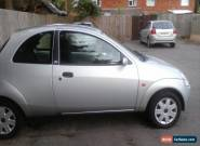 Ford Ka Style 1.3 2007 for Sale