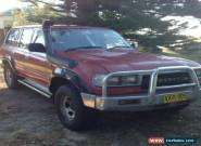 Toyota Landcruiser GXL (4x4) (1992) 4D Wagon Automatic for Sale