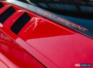 Dodge: Viper convertible for Sale