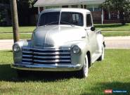 1951 Chevrolet Other Pickups 3100 for Sale
