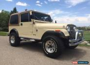 1985 Jeep Other for Sale