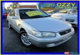 Classic 2002 Toyota Camry MCV20R (ii) Touring Silver Manual 5sp M Sedan for Sale