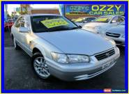 2002 Toyota Camry MCV20R (ii) Touring Silver Manual 5sp M Sedan for Sale
