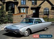 1961 Ford Thunderbird NO RESERVE for Sale