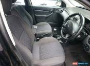 2001 FORD FOCUS ZETEC TD DI BLACK for Sale