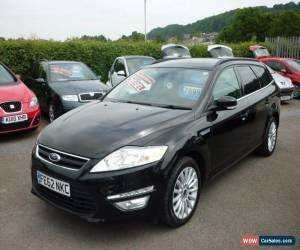 Classic 2012 Ford Mondeo 2.0 TDCi Zetec Business 5dr for Sale