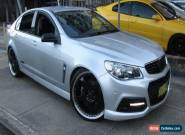 2014 Holden Commodore VF MY15 SS Silver Automatic 6sp A Sedan for Sale